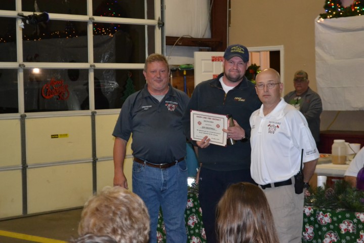 Dale Trottier / James Crandell - Firefighter / EMT / Chief Jimmy Briggs